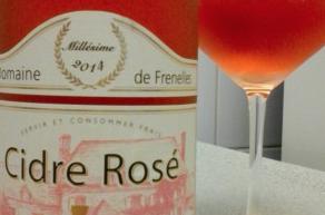 rosé cider