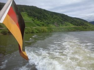 mosel-boot