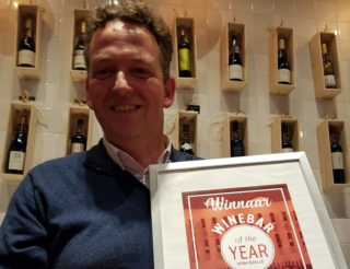 Winnar wine bar of the year 2017